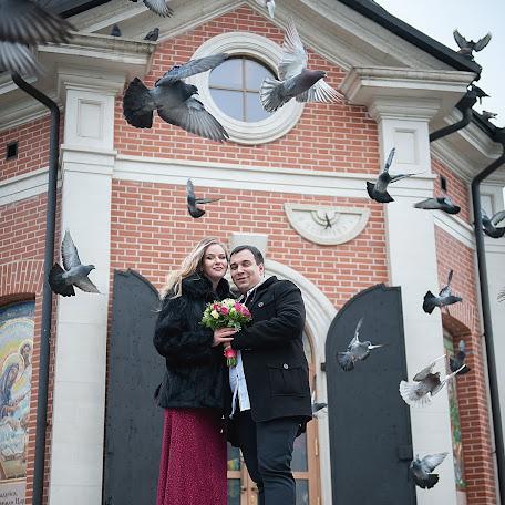 Wedding photographer Viktoriya Nosacheva (vnosacheva). Photo of 14.12.2017