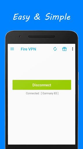 Free VPN by FireVPN 2.1.1 screenshots 2