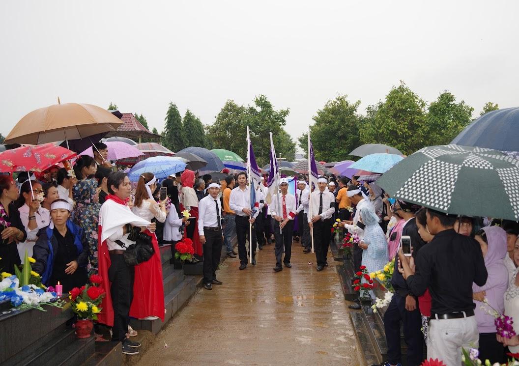 Thánh lễ an táng Cha Giuse Trần Ngọc Tâm - Chánh xứ Xuân Đức - Ảnh minh hoạ 47