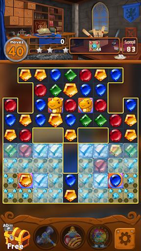 Jewels Magic Kingdom: Match-3 puzzle 1.3.12 screenshots 14