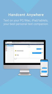 Handcent Next SMS(Free Messenger for texting, MMS) 4