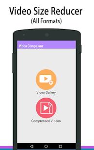 Video Compressor online – Video Size Reducer - náhled