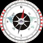 Gyro Compass & GPS Route Navigation Live 2019 1.2