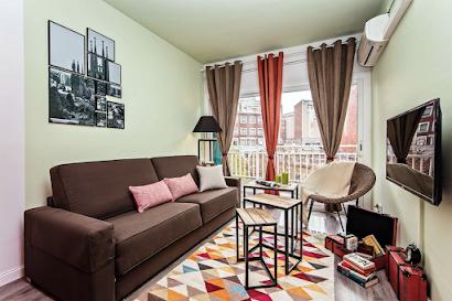 Gaudi Avenue Serviced Apartment, Barcelona