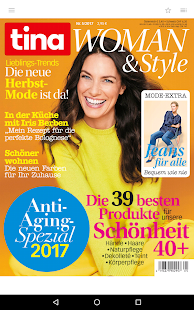 tina WOMAN & Style ePaper - náhled