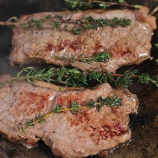 Paul's Practically Perfect Steak