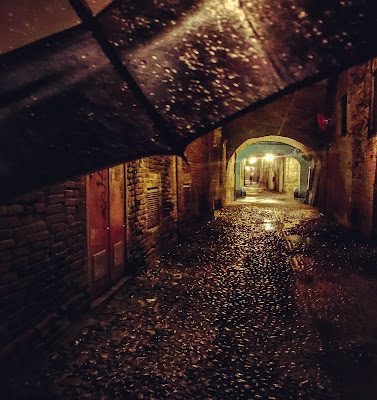 Evocative Rain di marikarossiphotography
