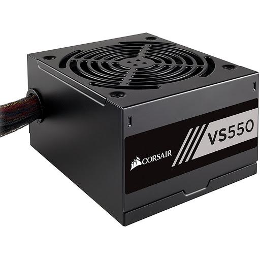Nguồn/ Power 550W Corsair VS550 - 80Plus White (CP-9020171-NA)
