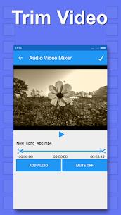 Audio Video Mixer Video Cutter video to mp3 app apk download 3