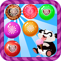 Candy Bubble Panda icon