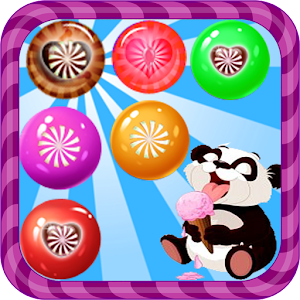 Candy Bubble Panda for PC and MAC