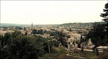 Photo: Vedere din cimitir spre centrul oraşului Turda (fotografie din 18 iunie 1993).  sursa facebookR.C.  https://www.facebook.com/photo.php?fbid=1637924243187723&set=a.1461038877542928.1073741826.100009104908756&type=3&theater  I.L.T.  https://www.facebook.com/groups/biselectro/permalink/1206628759359083/