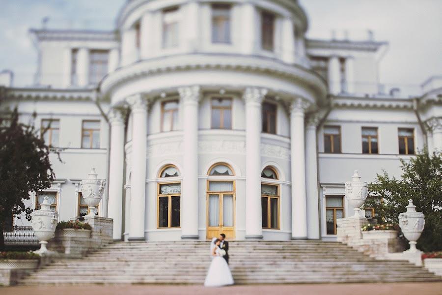 Wedding photographer Nazar Voyushin (NazarVoyushin). Photo of 25.01.2014