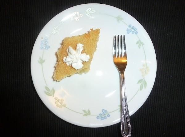 Semolina Cake (bassboossa) Recipe