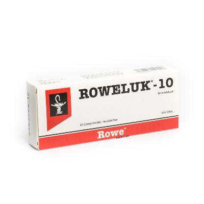 Montelukast Roweluk 10 mg x 30 Comprimidos