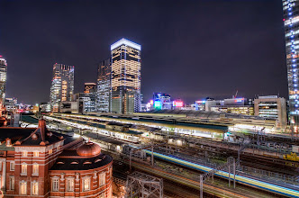 Photo: From Tokyo Station at the heart of Tokyo, you can go all over Japan!