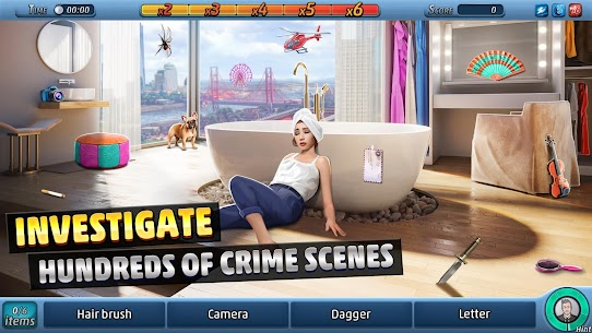 Criminal Case: The Conspiracy MOD (Unlimited Energy/Examine) 1