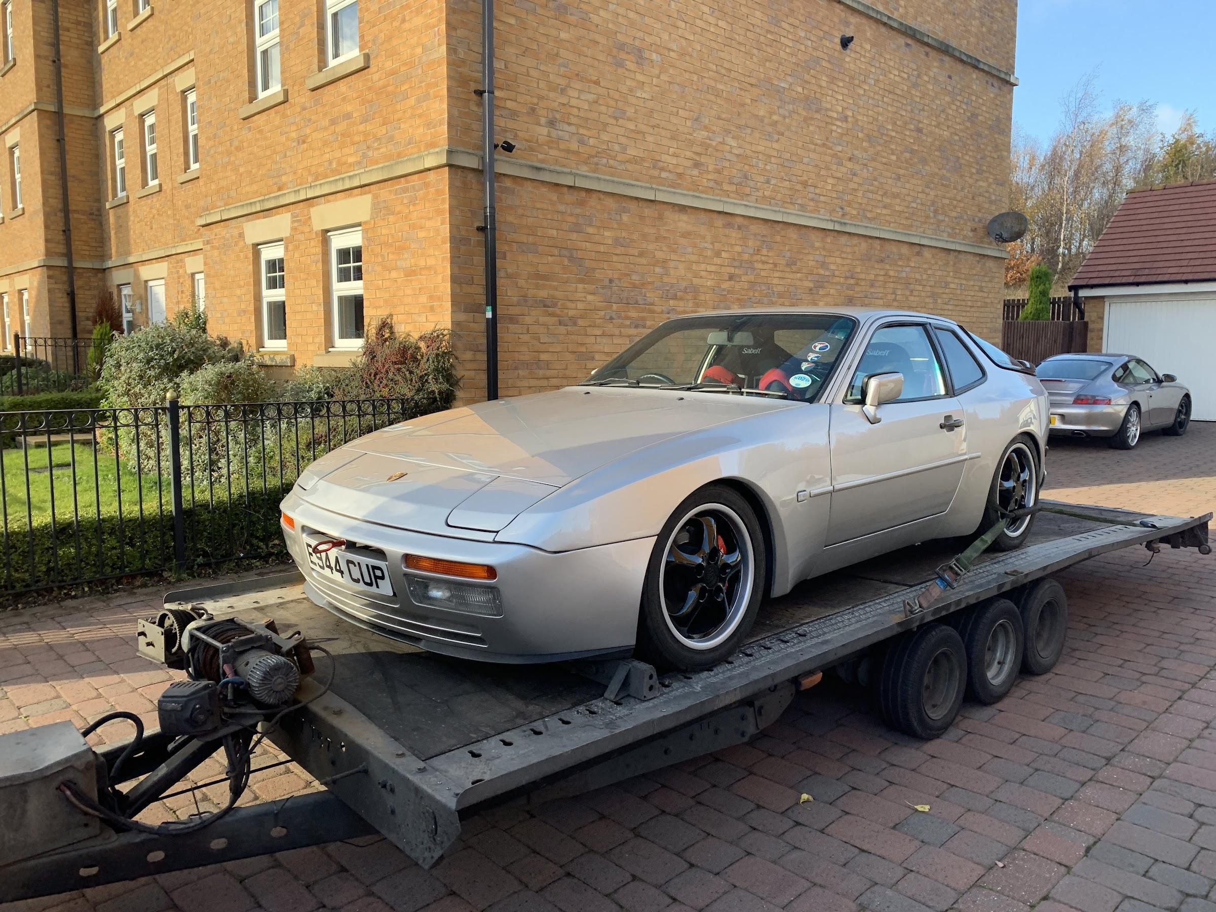 944 Turbo S Engine Rebuild Thread Porsche Forum From Porsche Club Gb