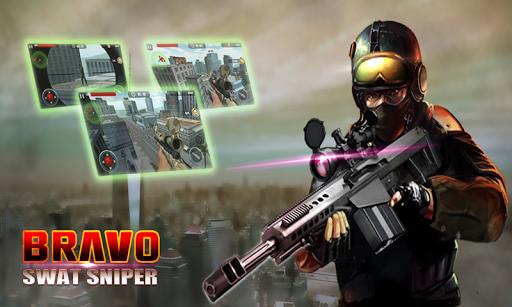 BRAVO SWAT Sniper