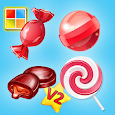 Candy Cards (Learn Languages) icon