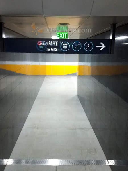 Menuju MRT Jakarta