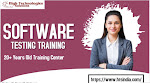 Benefits of Learn Software Testing Training Course in Delhi, NCR