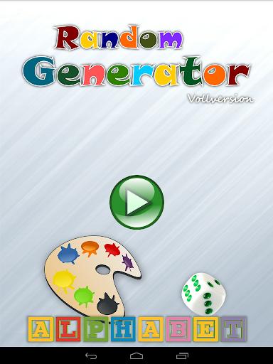 Random Generator Vollversion screenshot 17