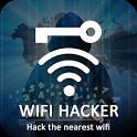 WiFi Hacker : WIFI WPS WPA HackerPrank icon