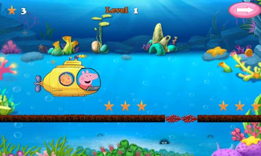 Peppa Diving Pig