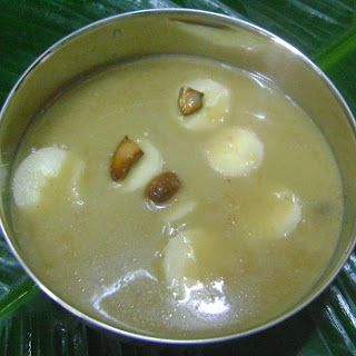 (Moong Dal Kheer, Yellow Lentil Pudding, Paruppu Payasam)