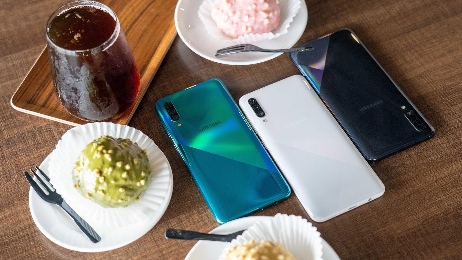 九千以下的手機選什麼?三星 Samsung Galaxy A30s 平價同時擁有旗艦規格! 駁二一日遊~ - 1