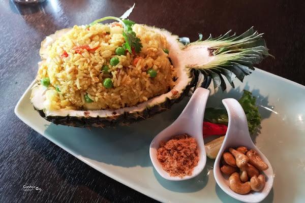 香茅廚泰式餐廳新光A4店 精緻美味創意的台北泰式料理推薦(市政府美食)