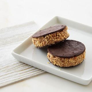 Double-Chocolate Sandwich Cookies