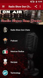 Radio Show Don Cheto 2