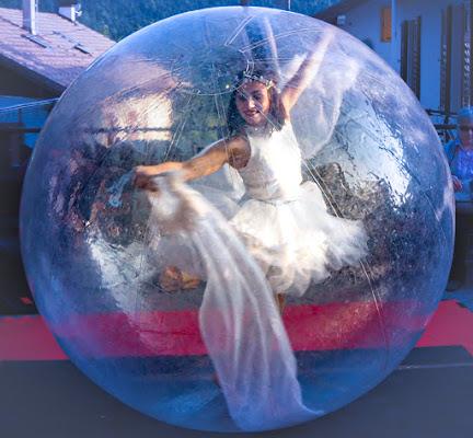 Ballerina nella sfera di robbi79