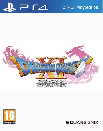 Dragon Quest XI box art