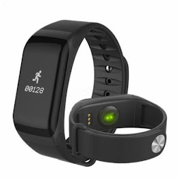 Bratara Smart Fitness Bluetooth RunFast