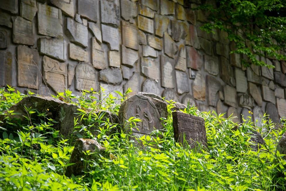 cmentarz żydowski, Kazimierz Dolny