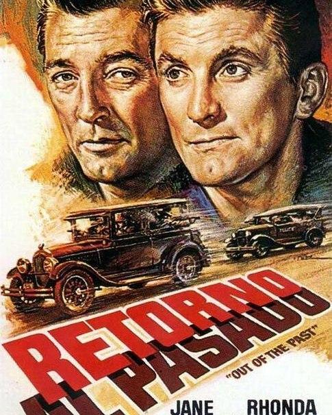 Retorno al pasado (1947, Jacques Tourneur)