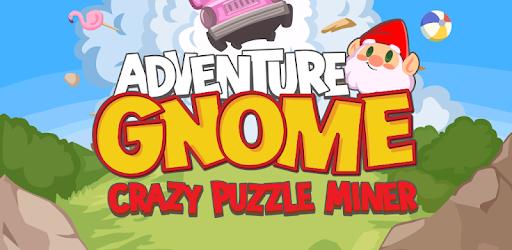 Adventure Gnome - Crazy Puzzle Miner APK 0