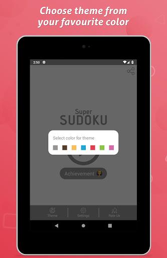 Sudoku - Free Sudoku Puzzles screenshots 23