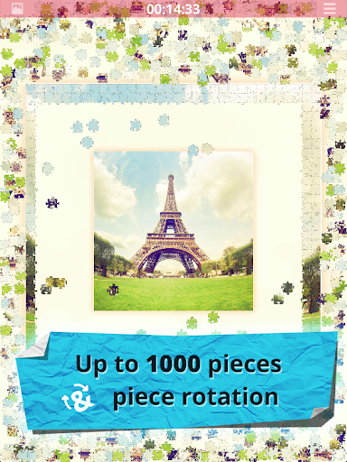 Jigsaw Puzzles Real 3.9.0 screenshots 3