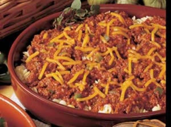 Mexican Pasta Bake Recipe