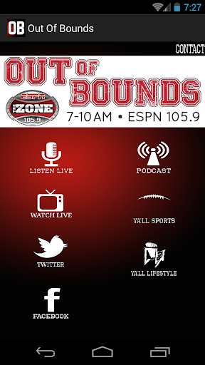 Out of Bounds Radio