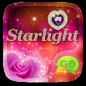 GO SMS STARLIGHT LIVE THEME