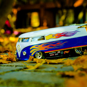 volks autumn by Charles Saswinanto - Artistic Objects Toys