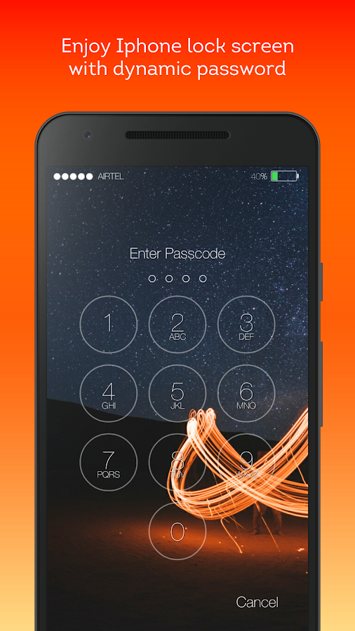 Screen Lock - Time Password- ảnh chụp màn hình