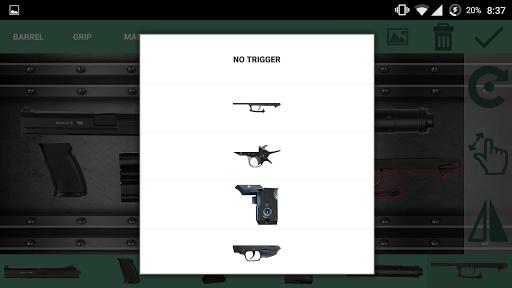 Weapon Builder : Pistol screenshot 3