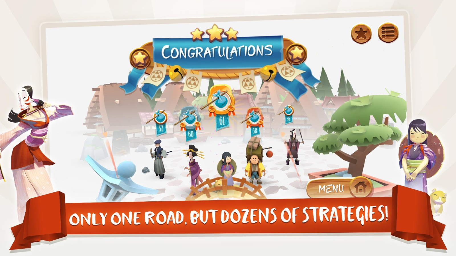 Tokaido: A Fun Strategy Game- screenshot