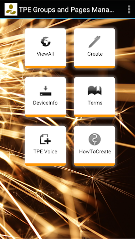 android Groups And Apps Screenshot 0